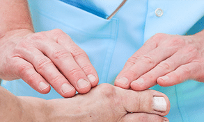 Podiatry Lawrenceville NJ Bunion Care symptom