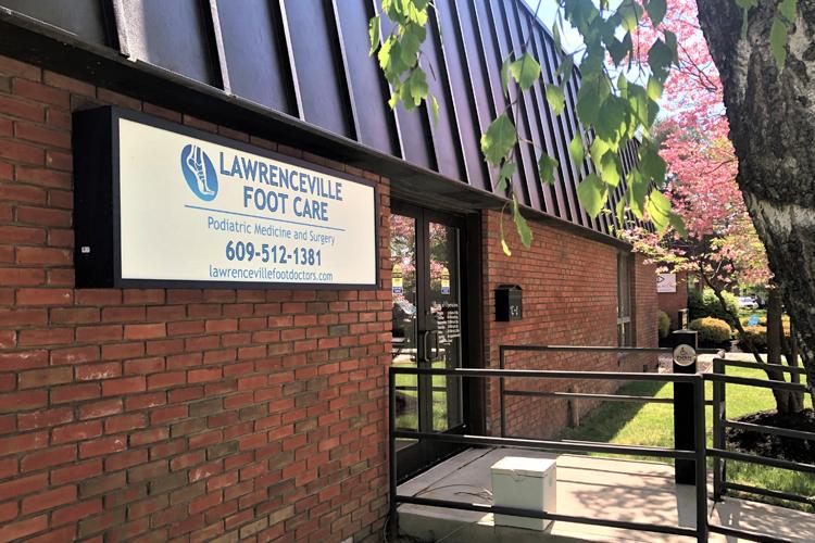 Podiatrist Lawrenceville NJ Lawrenceville Foot Care Office Building